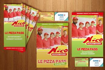 La Pizza de Nico